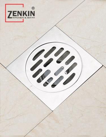 Thoát sàn chống mùi inox304 ZK9323