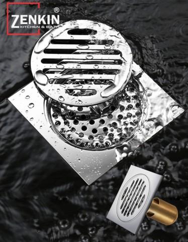 Thoát sàn chống mùi Zenkin ZK9508U