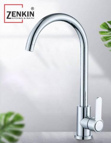 Vòi rửa chén bát nóng lạnh Zenkin ZK25011