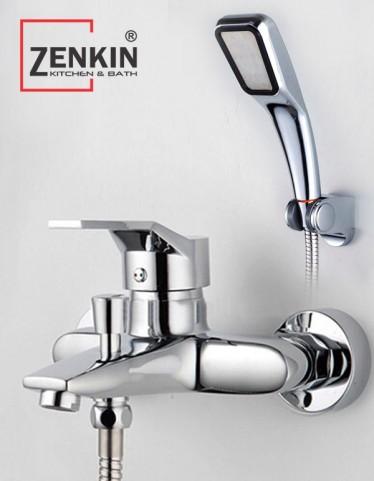 Bộ sen tắm nóng lạnh Zenkin ZK3001