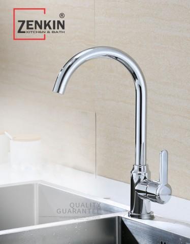 Vòi rửa chén bát nóng lạnh Zenkin ZK25012