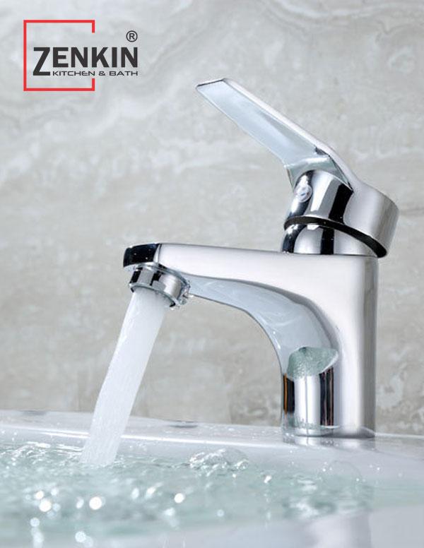 Vòi lavabo nóng lạnh  Zenkin ZK1018